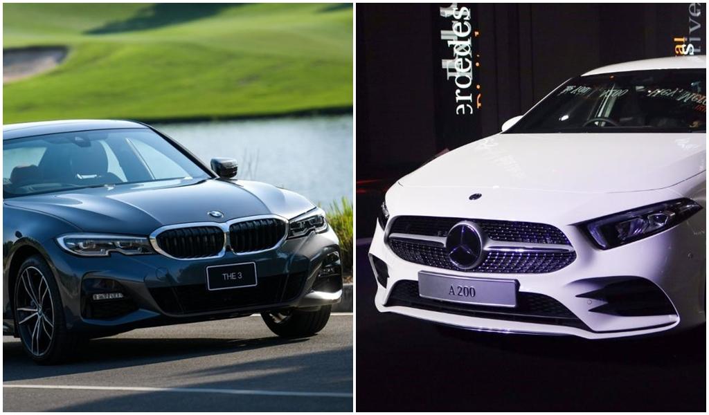 """เปิด 3 ปัจจัย """"BMW"""" คว่ำ """"Benz"""" คว้าแชมป์ยอดขายรถหรูไทยรอบ19 ปี"""