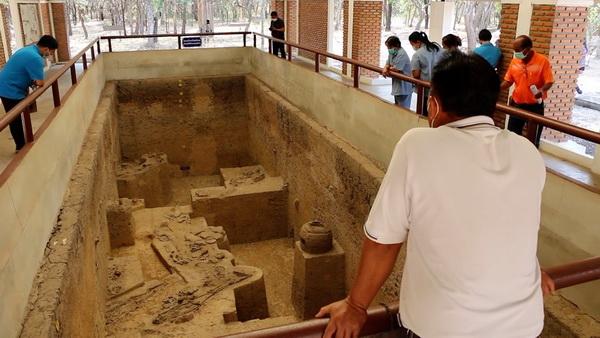 ขอนแก่นดันเมืองโบราณโนนเป็นอุทยานประวัติศาสตร์  เชื่อมเส้นทางท่องเที่ยวสู่พื้นที่ภาคเหนือ