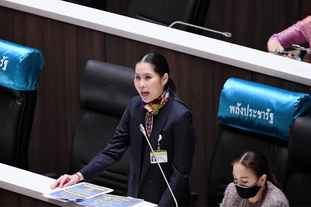 """""""ธณิกานต์"""" ทวงสิทธิให้หญิงไทย ต้องได้รับการคัดกรอง-รักษา มะเร็งปากมดลูก-เต้านมฟรี"""