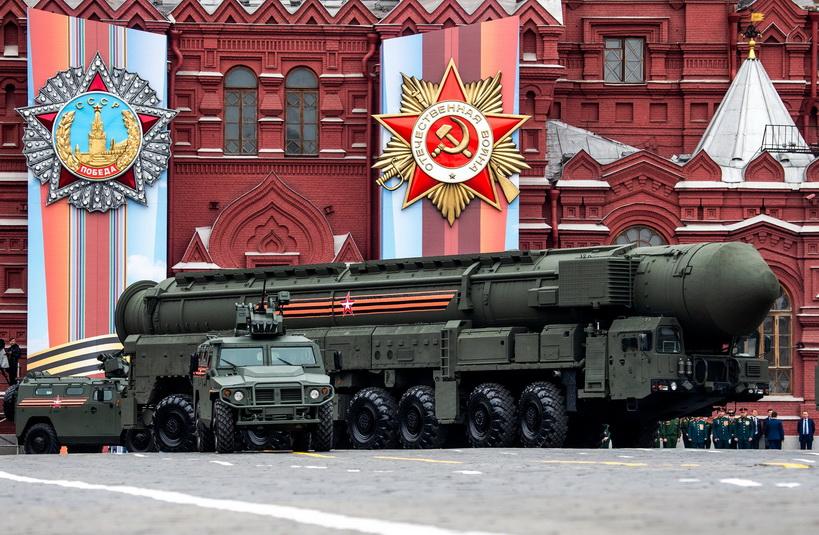 'ปูติน' ลงนามกฎหมายต่ออายุ 'สัญญาลดอาวุธนิวเคลียร์' กับสหรัฐฯ ไปอีก 5 ปี