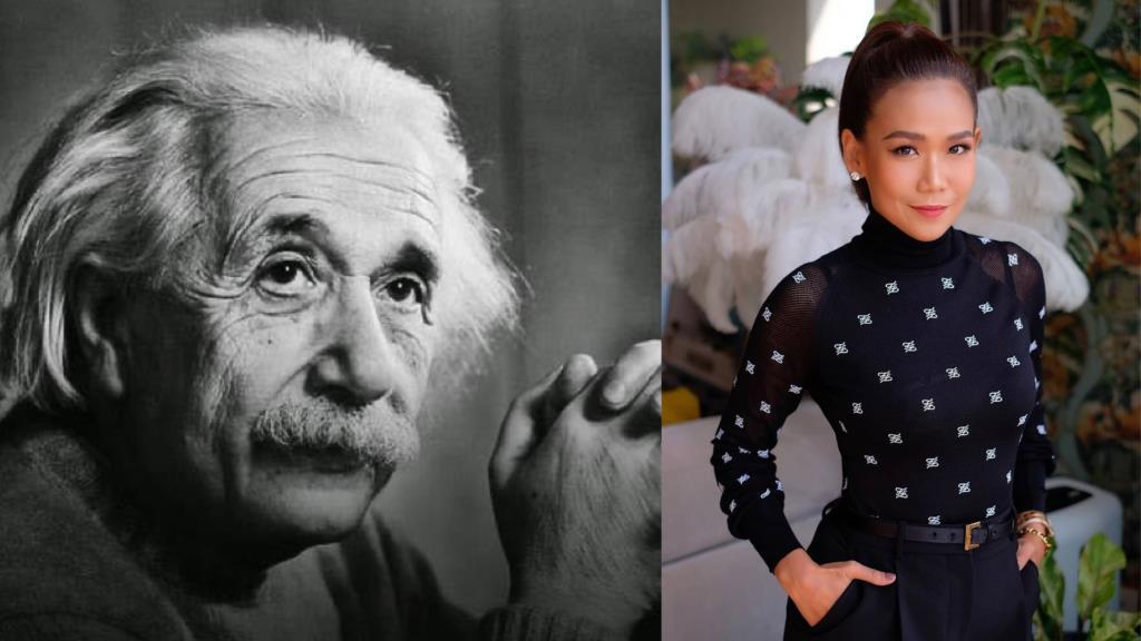 """""""กาละแมร์"""" หลุดโลก! ยกตนเทียบ โรเบิร์ต ไอน์สไตน์ ชอบคิดค้นของใหม่ในโลก"""