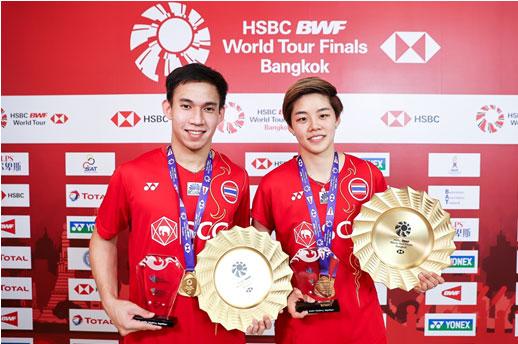 จากไทยแลนด์ โอเพน...ถึงโอลิมปิกญี่ปุ่น