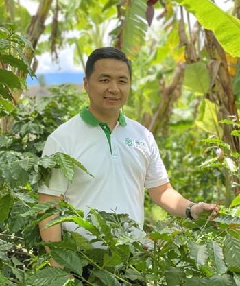 เครือเจริญโภคภัณฑ์ คว้าประกาศเกียรติคุณโครงการสนับสนุนกิจกรรมลดก๊าซเรือนกระจก จากการส่งเสริมโครงการสบขุ่นโมเดล กาแฟสร้างป่า