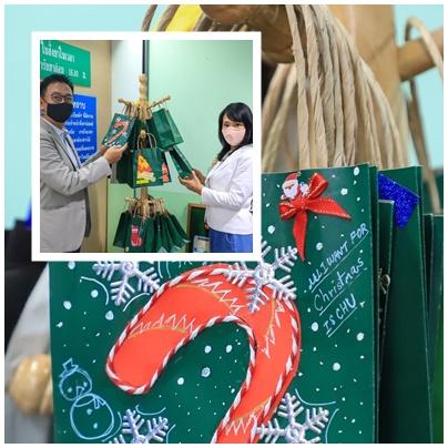 Lido Goodwill Christmas ส่งกำลังใจให้ผู้ป่วย รพ.พระมงกุฎเกล้า