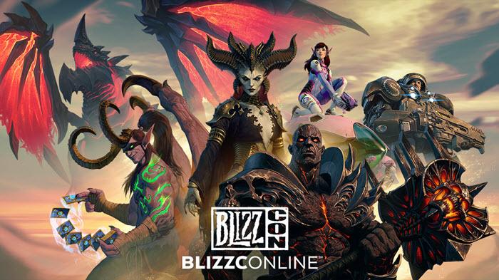 """มหกรรมเกมโฉมใหม่ """"BlizzConline"""" ดูฟรีตลอดงาน 20-21 ก.พ.นี้"""