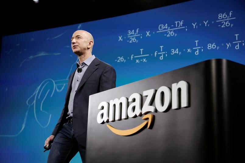 'เจฟฟ์ เบซอส' เตรียมสละตำแหน่ง CEO แอมะซอน หลังฝากผลงานรายได้ทะลุ $100,000 ล้าน