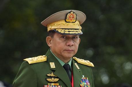 รัฐประหารพม่า...เรื่องส่วนตัวไม่ใช่ส่วนรวม???
