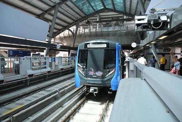 """สแกน""""เราชนะ""""ขึ้นรถไฟฟ้า MRT """"น้ำเงิน-ม่วง""""ตั้งแต่ 5 ก.พ. – 31 พ.ค."""