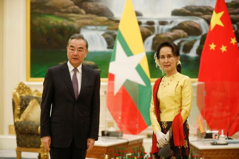 เผย 'พม่า' เป็นหนี้ 'จีน' ลดลง 26% ในยุครัฐบาล 'อองซานซูจี'