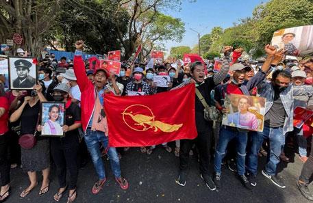 รัฐบาลทหารพม่าอยู่ไม่ง่าย
