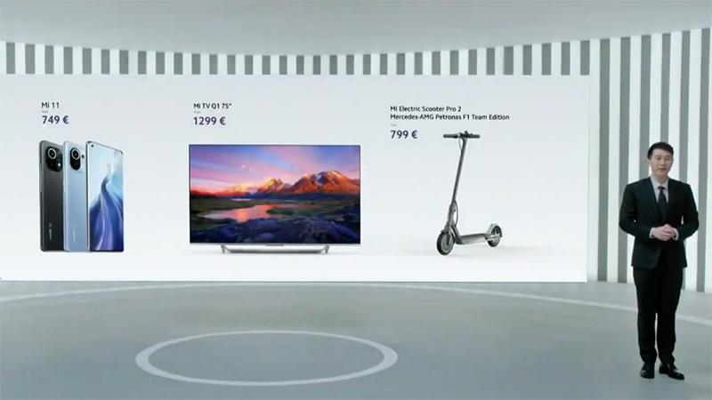 Xiaomi นำนวัตกรรมกล้องสมาร์ทโฟนสู้ศึกแฟลกชิปด้วย Mi 11