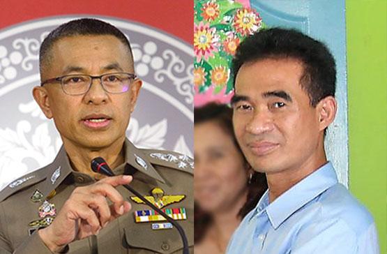 พล.อ.ประยุทธ์ จันทร์โอชา - พล.ต.อ.สุวัฒน์ แจ้งยอดสุข - หลงจู๊สมชาย