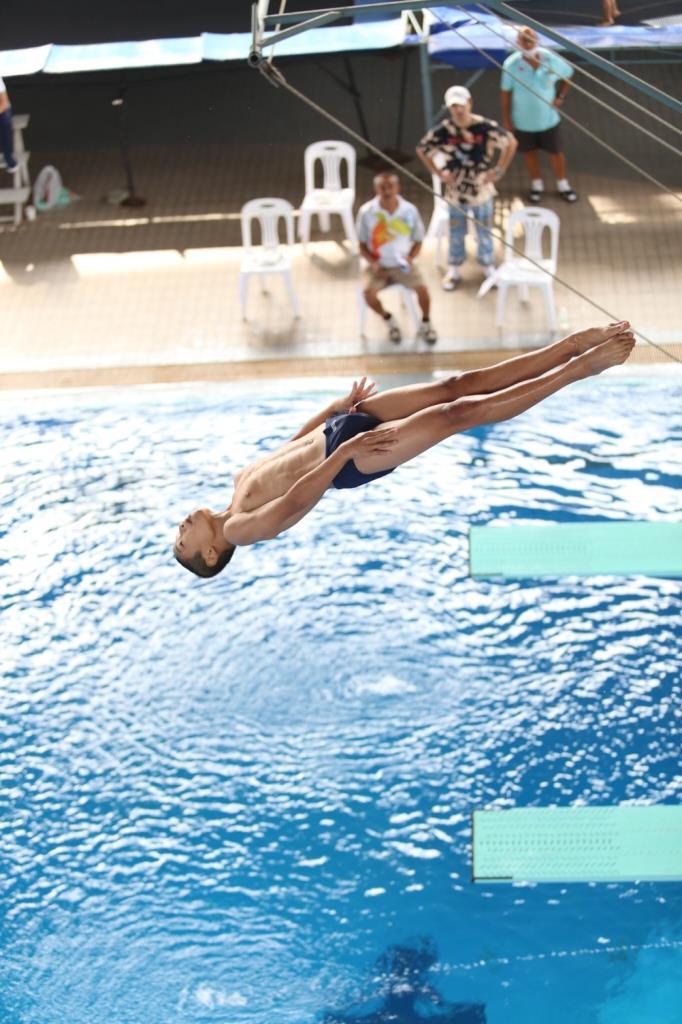 กระโดดน้ำพุ่งเป้าดึงนักยิมนาสติกร่วมทัพ หลังขาดเเคลนนักกีฬาลุยซีเกมส์