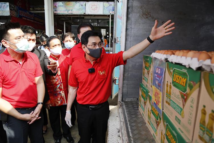 """""""จุรินทร์"""" นำพาณิชย์ลดราคา! ช่วยประชาชน ตรุษจีน"""