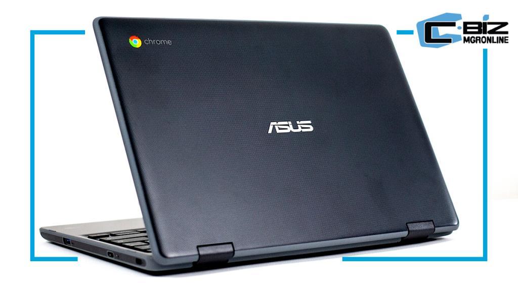 Review : Asus Chromebook C204MA โน้ตบุ๊กเพื่อการเรียนรู้ในชั้นเรียน