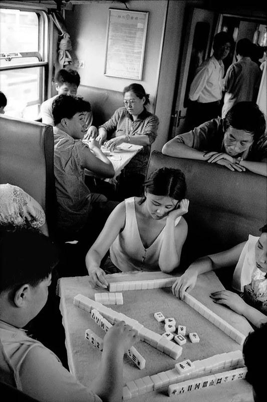 ขบวนรถไฟสายปักกิ่ง-เสิ่นหยัง ปี 1994