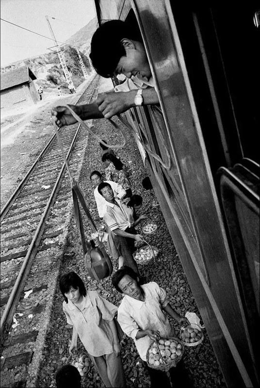 ขบวนรถไฟสายซีอัน-ซีหนิง ปี 1995