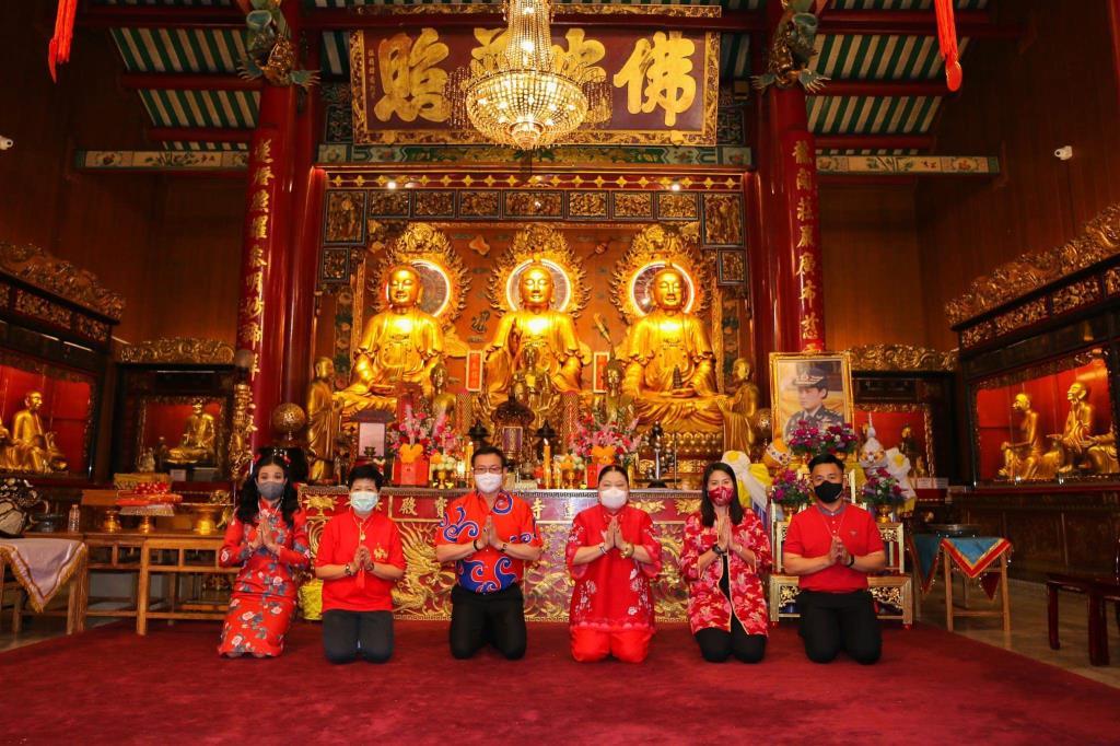 พลังบุญทิพยร่วมสร้าง ครั้งที่ 176 ต้อนรับเทศกาลตรุษจีน