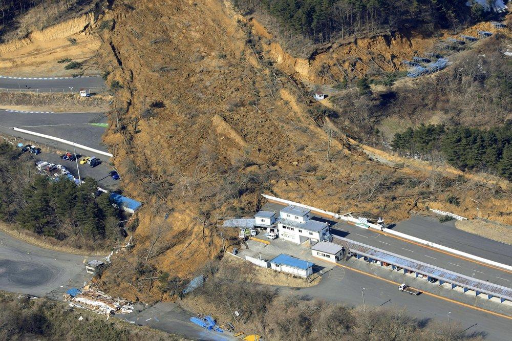 แผ่นดินไหวขนาด 7.3 ทำญี่ปุ่นผวา เชื่อเป็นอาฟเตอร์ช็อคจาก 10 ปีก่อน
