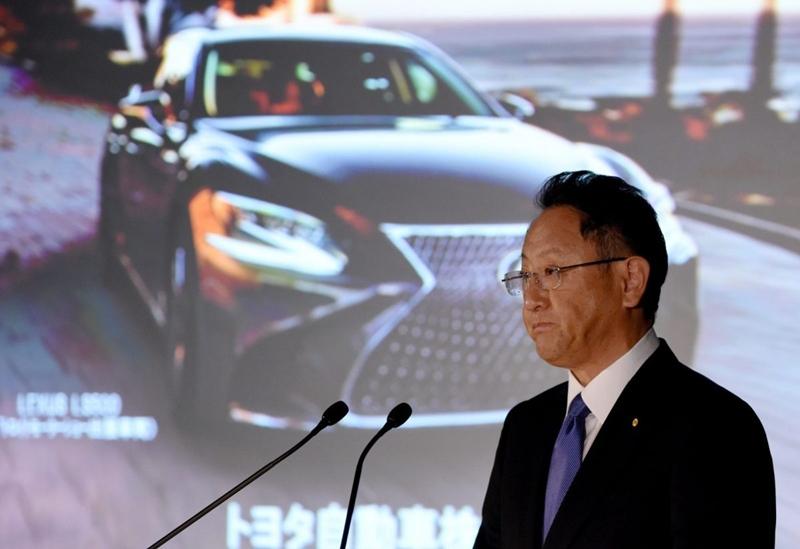 อากิโอะ โตโยดะ แห่ง โตโยต้า มอเตอร์ส ประกาศว่า บริษัทจะก้าวเดินไปในจุดที่ตนเองสามารถเติบโตขยายตัวได้