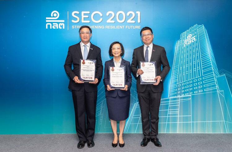 กลุ่ม ปตท. รับรางวัล ASEAN CG Scorecard ติดอันดับ TOP 20 ในอาเซียนด้านการกำกับดูแลกิจการที่ดี