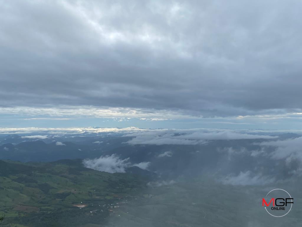 อุตุฯ เผย ไทยตอนบน มีอากาศเย็นกับฝนเล็กน้อย เตือนพรุ่งนี้-20 ก.พ. ฝนถล่ม ก่อนเจอหนาวอีกรอบ