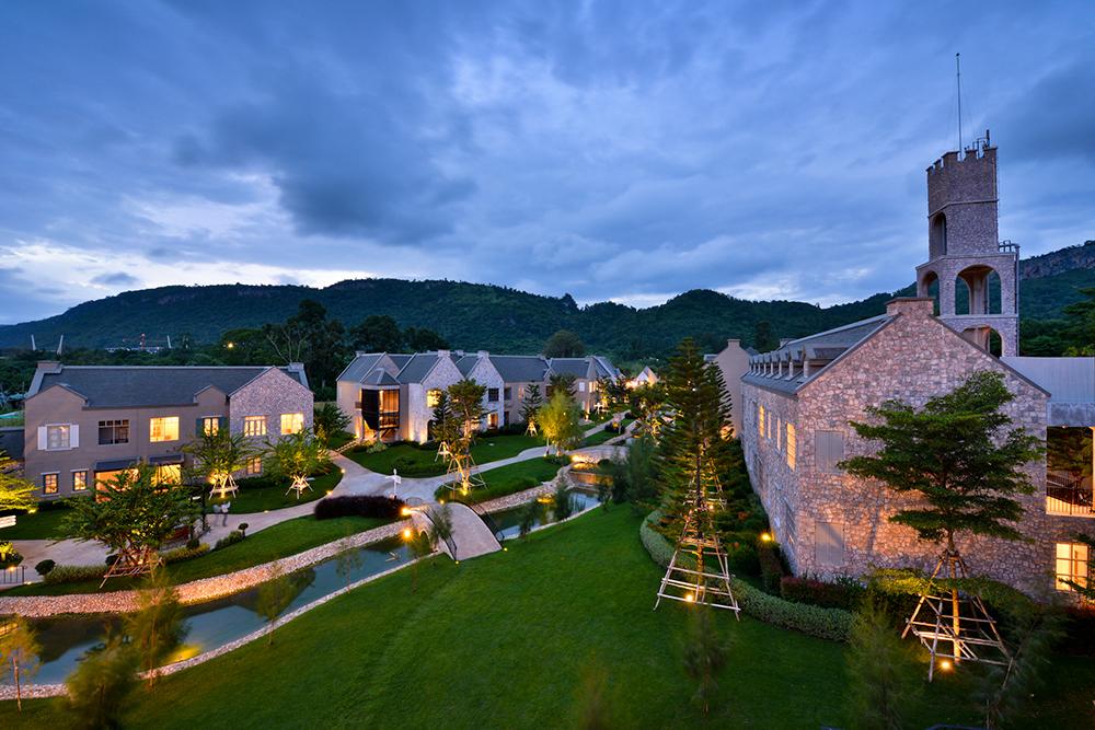5 ที่พักสวยหรูสร้างแรงบันดาลใจ เที่ยวเมืองไทยเหมือนได้ไปเยือนต่างประเทศ