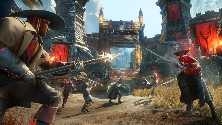 """แอมะซอนเปิดเกม MMORPG ของตัวเอง """"New World"""" สิงหาคมนี้"""