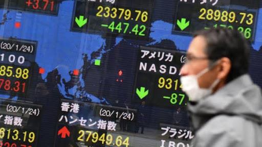 ตลาดหุ้นเอเชียปรับบวก ขานรับดาวโจนส์บวกต่อเนื่อง-ข้อมูลเศรษฐกิจสหรัฐสดใส