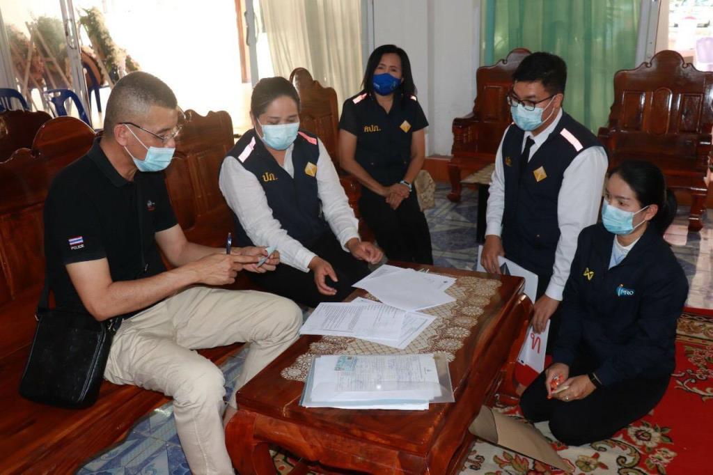 คปภ.ลงพื้นที่ช่วยเหลือกรณีรองนางสาวไทยปี62ประสบอุบัติเหตุเสียชีวิต