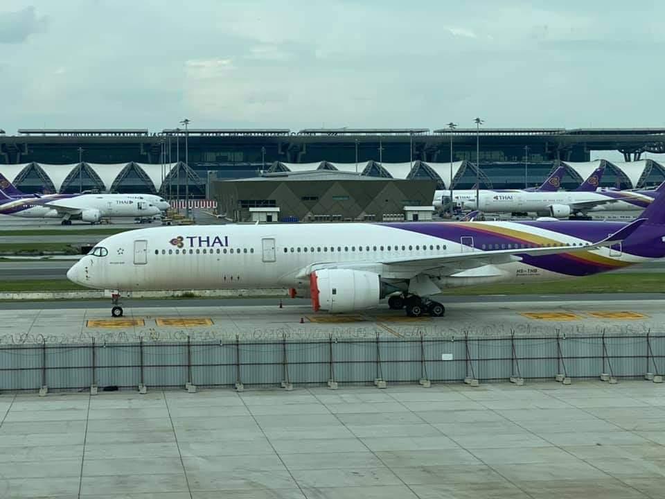 การบินไทยเขย่าโครงสร้างใหม่ ลดผู้บริหารเหลือ 500 คน รวมศูนย์งานคุมค่าใช้จ่าย