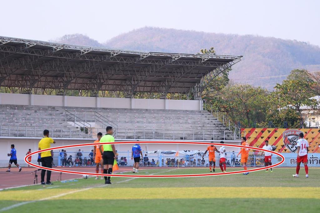 ยุคโควิด! ปรับทีมไทยลีก 3 ปล่อยแฟนบอลเข้าสนาม