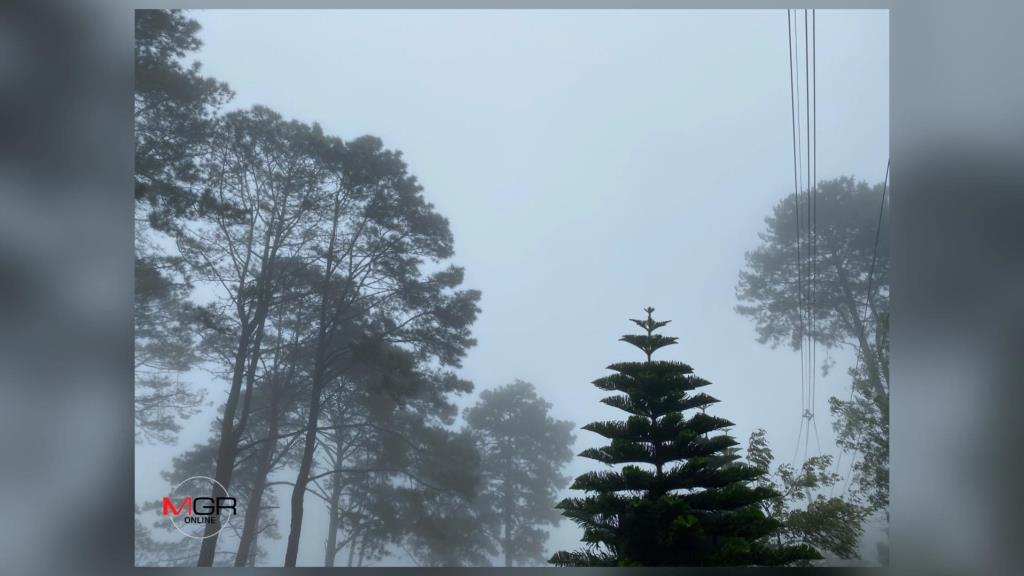 อุตุฯ เผย มวลอากาศเย็นยังปกคลุมประเทศไทย อีสานอากาศเย็นถึงหนาว ภาคใต้มีฝนตกเล็กน้อย