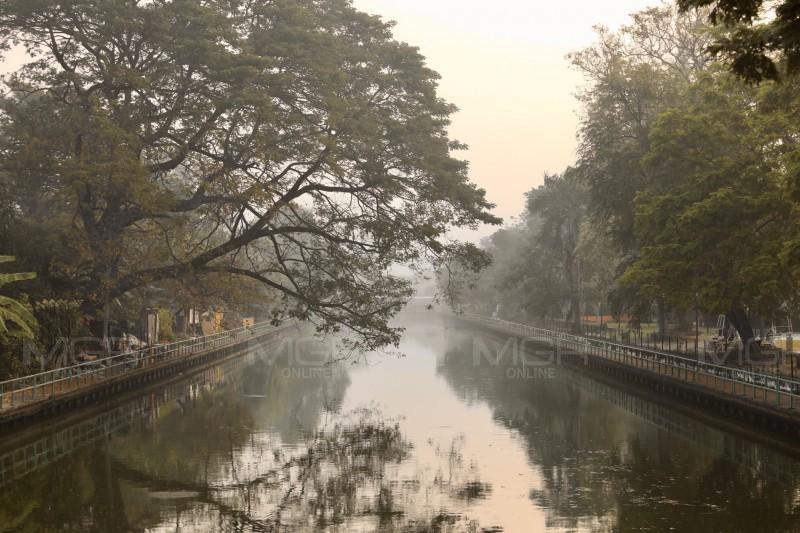 ฝุ่นไม่ใช่หมอก! เช้านี้ค่า PM 2.5 กทม.เกินค่ามาตรฐาน 35 พื้นที่ แนะควรงดกิจกรรมกลางแจ้ง