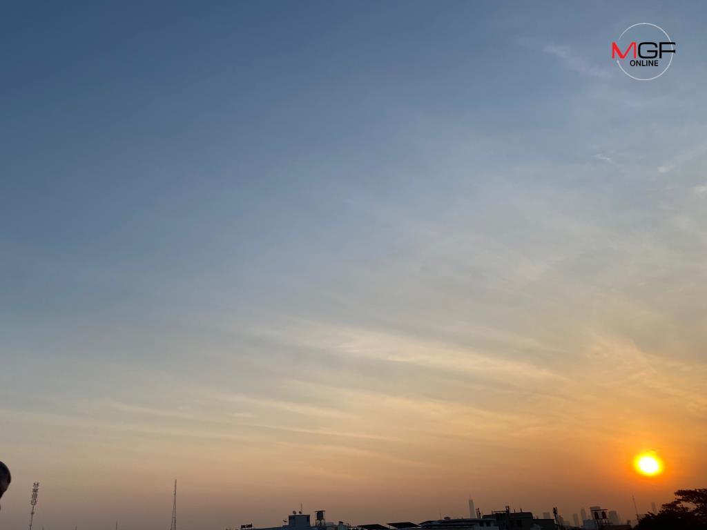 อุตุฯ เผย ไทยตอนบน อุ่นขึ้น1-3องศา มีหมอกในตอนเช้า อ่าวไทยคลื่นสูง ชาวเรือเดินเรือด้วยความระมัดระวัง