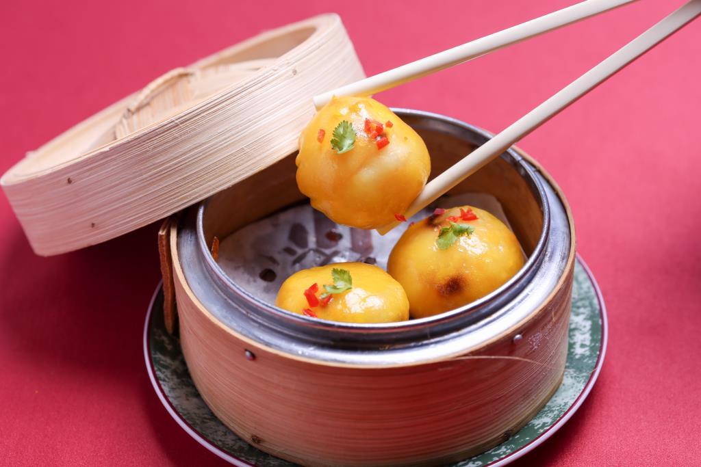 """อร่อยจัดหนักกับ """"บุฟเฟต์ติ่มซำ"""" คุณภาพคับเข่ง ณ ห้องอาหารจีนไดนาสตี้"""