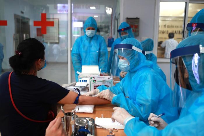 เวียดนามได้ฤกษ์เริ่มฉีดวัคซีนป้องกันโควิด-19 เดือนมี.ค.นี้