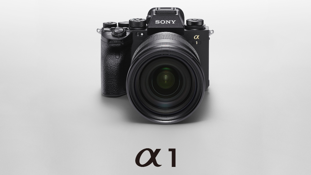 โซนี่ เปิดราคากล้องมิเรอร์เลสรุ่นท็อป Sony Alpha 1 เริ่มขายกลางมีนาคม 199,990 บาท