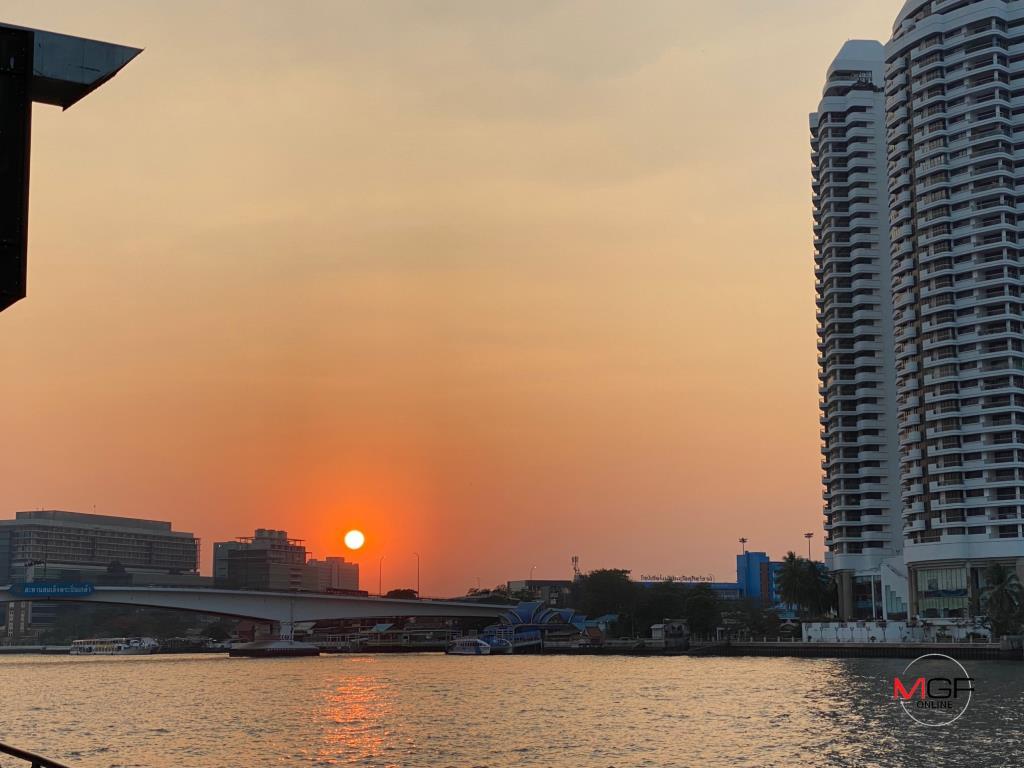 อุตุฯ เผย ไทยตอนบนอุณหภูมิสูงขึ้น 1-3 องศา มีหมอกตอนเช้า  อ่าวไทยคลื่นสูง