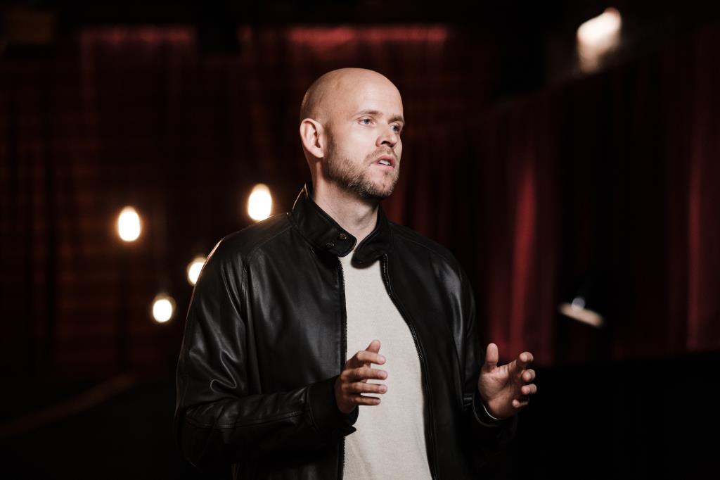 แดเนียล เอ็ก (Daniel Ek) ผู้ก่อตั้ง และกรรมการ บริหารของ Spotify