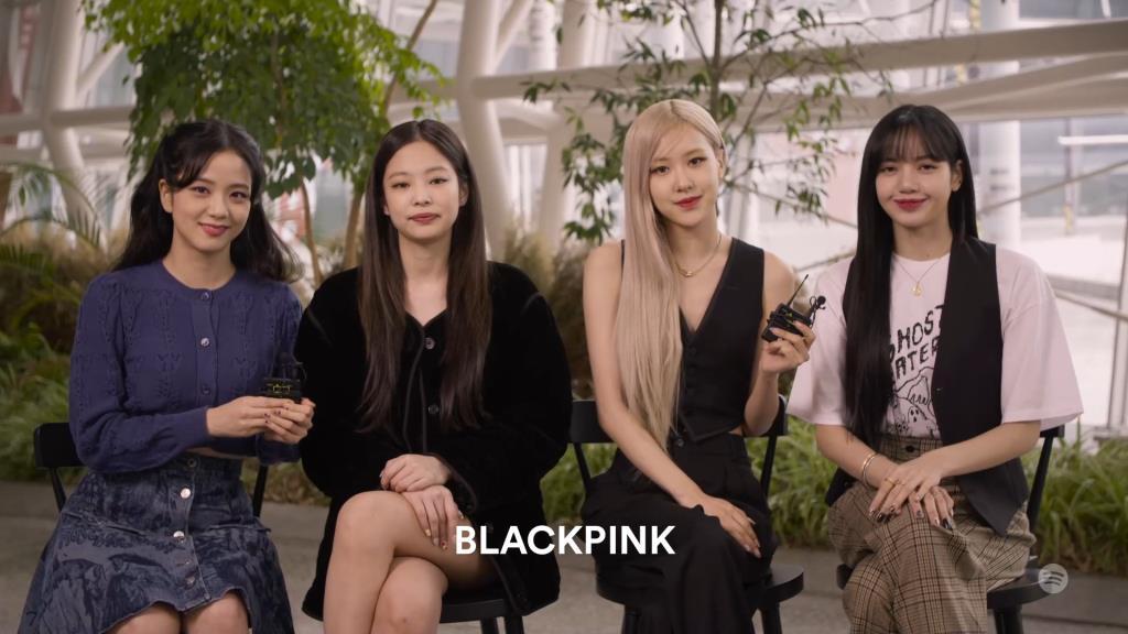 4 สาว Blackpink ทำสถิติถูกเปิดฟังเกิน 270 ล้านครั้งบน Spotify ท่ามกลางผู้ติดตามบนแพลตฟอร์มสตรีมมิ่งเพลงเกิน 19 ล้านคน
