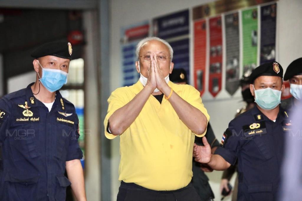 """""""สุเทพ-ชุมพล –พุทธิพงษ์-อิสสระ-ถาวร-ณัฏฐพล –พุทธะอิสระ-แซมดิน""""นอนคุก เห็นควรให้ส่งศาลอุทธรณ์มีคำสั่ง"""