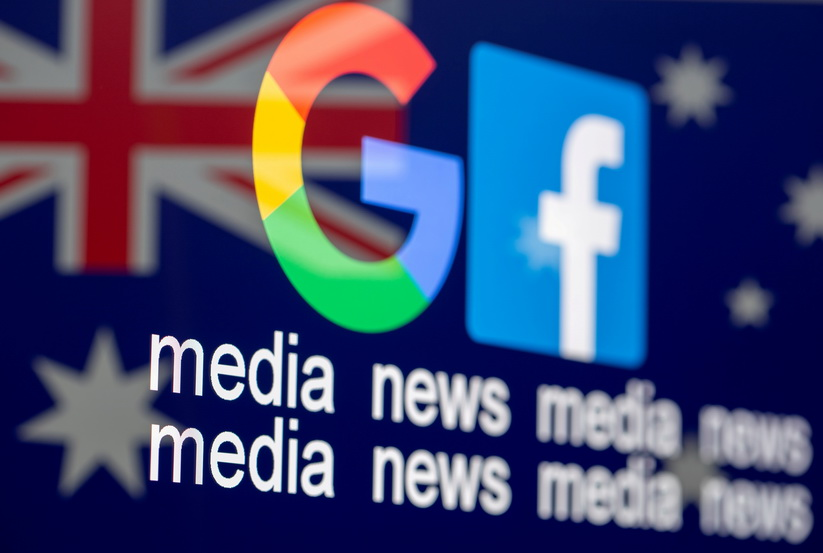 รัฐสภาออสเตรเลียผ่านกฎหมายบีบ 'กูเกิล-เฟซบุ๊ก' จ่ายค่าคอนเทนต์ข่าว