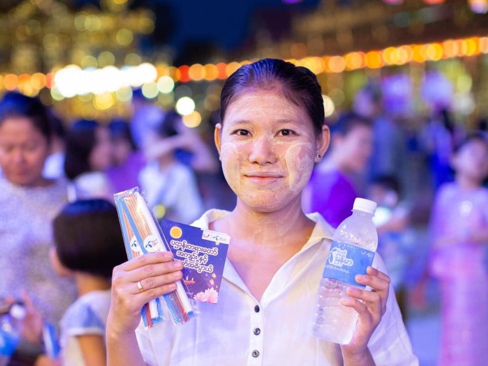 10 ปี 'ซิมดีแทคภาษาพม่า' สู่คอมมูนิตี้แรงงานเมียนมาที่ใหญ่สุดในไทย