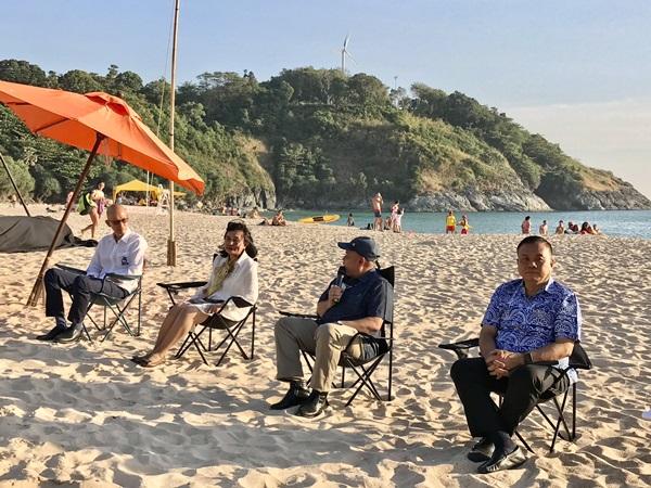 """ภูเก็ตจัดมหกรรมท่องเที่ยว """"ภูเก็ต...เด็ดทั้งเกาะ' #กินหรอยนอนหรูดูเล"""" เดินสายทำตลาดทั่วประเทศ กระตุ้นคนไทยเที่ยว"""