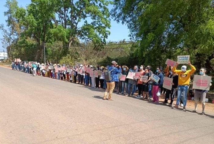 """""""องค์กรสื่อพม่า"""" ผนึกกำลังออกแถลงการณ์ยืนยันเสรีภาพในการเสนอข่าวรัฐประหาร"""
