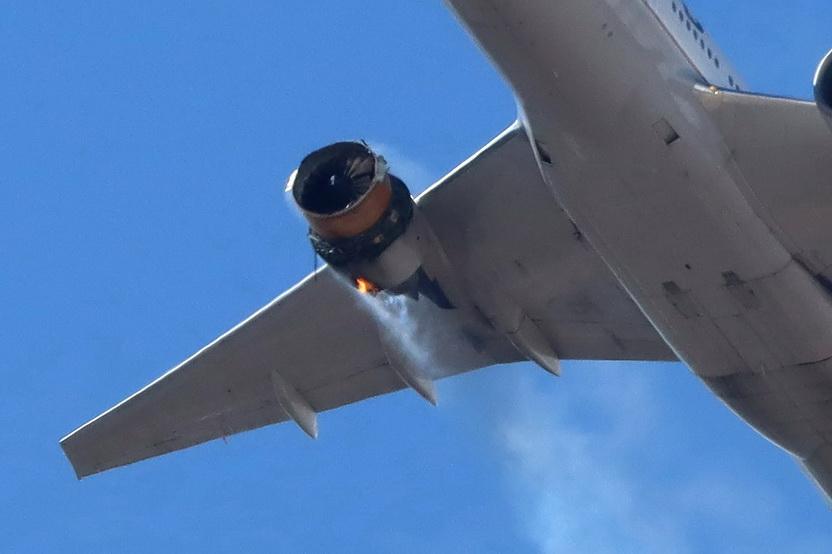 Weekend Focus: 'โบอิ้ง' ซวยซ้ำ 'ยูไนเต็ด' เครื่องยนต์ลุกไหม้กลางอากาศ ทั่วโลกพักบิน 777 บางรุ่น