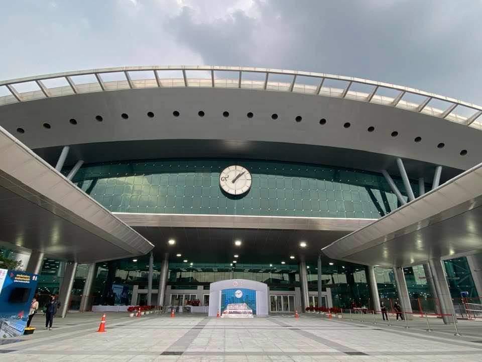 รฟม.จ่อทุบกำแพงอุโมงค์เชื่อมสถานีกลางบางซื่อ-MRT สีน้ำเงิน คาดเสร็จก.ย.นี้
