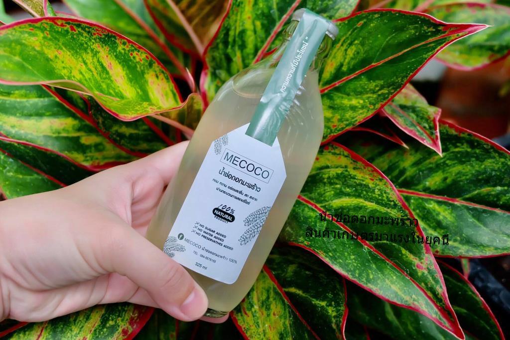 MECOCO น้ำช่อดอกมะพร้าว สินค้าเกษตรที่มาแรงตอบโจทย์เทรนด์สุขภาพ ในยุคนี้