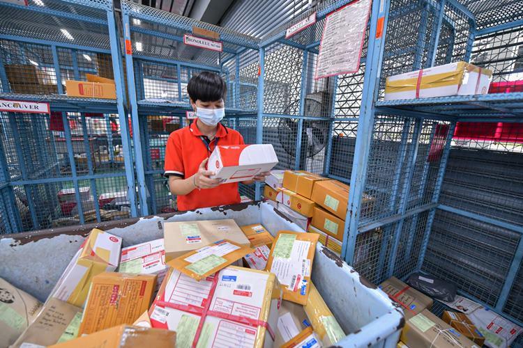ไปรษณีย์ไทยสนับสนุนธุรกิจ e-Commerce รุกเส้นทางขนส่งต่างประเทศ จัดเต็มทุกเทคโนโลยี ตรึงราคา และช่องทางขนส่ง คาดการณ์ปี 64 ส่อแววสดใส
